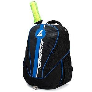 Mochila / Raqueteira de Tenis Pro Kennex 2021 Preto Azul