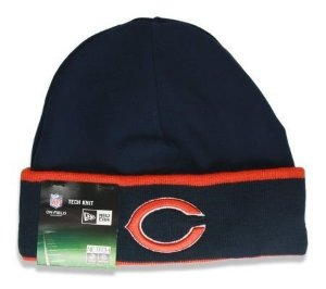 Gorro Touca Chicago Bears Cold Weather Tech - New Era