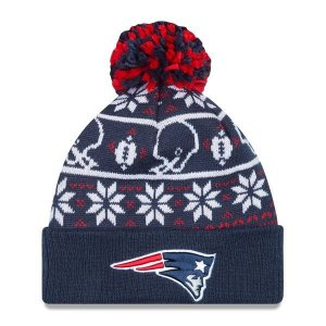 Gorro Touca New England Patriots Sweater Chill - New Era