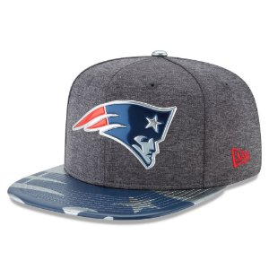 Boné New England Patriots DRAFT 2017 Spotlight Snapback - New Era