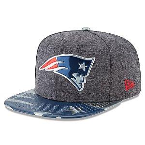 Boné New England Patriots DRAFT 2017 Spotlight Snapback - New Era