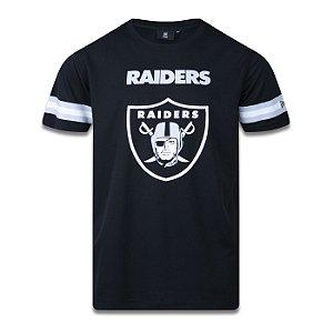 Camiseta Jersey New Era Las Vegas Raiders NFL Tech Logo
