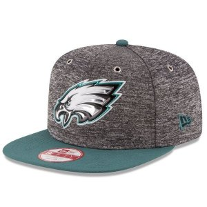 Boné Philadelphia Eagles Draft 2016 Snapback - New Era