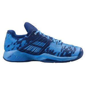 Tenis Babolat Propulse Fury Clay Court Masculino Azul