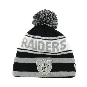 Gorro Touca Oakland Raiders Refletivo - New Era