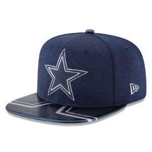 Boné Dallas Cowboys DRAFT 2017 On Stage Snapback - New Era