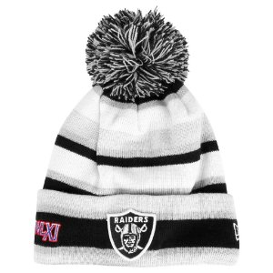 Gorro Touca Oakland Raiders Sport Knit - New Era