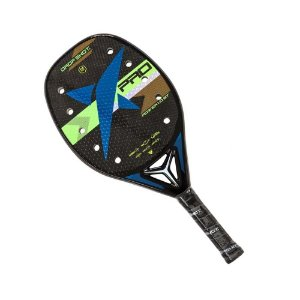 Raquete de Beach Tennis Drop Shot Power 1.0 Carbono 3K