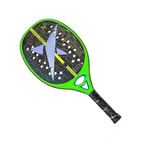 Raquete de Beach Tennis Drop Shot Power PRO 1.0 Carbono 3K