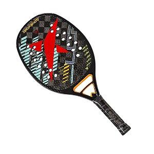 Raquete de Beach Tennis Drop Shot Spektro 6.0 Carbono XT