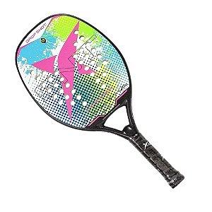 Raquete de Beach Tennis Drop Shot Katana Fibra de Vidro
