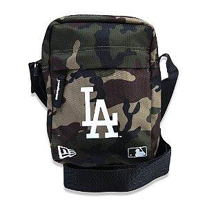 Shoulder Bag New Era Los Angeles Dodgers MLB Side Camuflado
