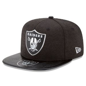 Boné Oakland Raiders DRAFT 2017 On Stage Snapback - New Era