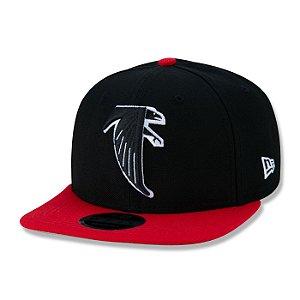 Boné New Era Atlanta Falcons 950 Classic Team NFL Aba Reta