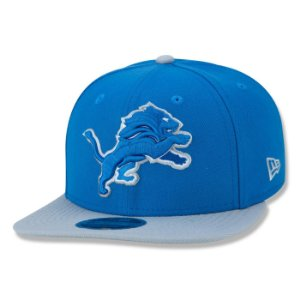 Boné New Era Detroit Lions 950 Classic Team NFL Aba Reta