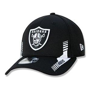 Boné New Era Las Vegas Raiders 3930 Sideline Home NFL21