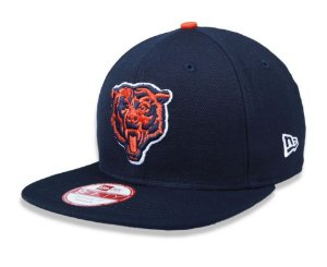 Boné Chicago Bears Vintage Snap 950 Snapback - New Era
