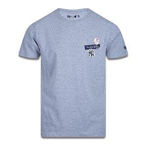 Camiseta New Era New York Yankees MLB Street Life Sticker