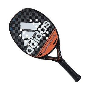 Raquete de Beach Tennis Adidas Adipower H24 Fibra de Carbono