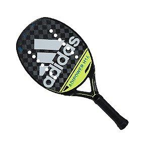 Raquete de Beach Tennis Adidas Adipower H14 Fibra de Carbono