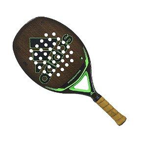 Raquete de Beach Tennis Adidas Green Fibra de Vidro