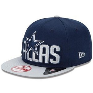 Boné Dallas Cowboys DRAFT15 950 Snapback - New Era