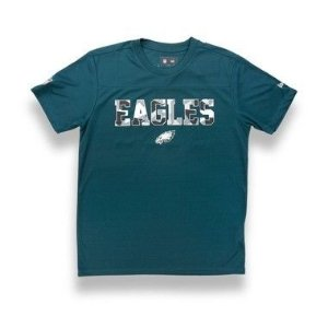 Camiseta Philadelphia Eagles Fractured NFL - New Era