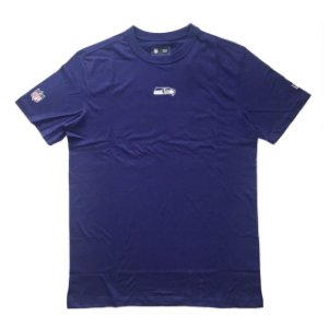 Camiseta Seattle Seahawks Mini Logo NFL - New Era