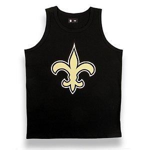 Regata New Orleans Saints Preta - New Era