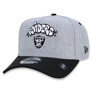 Boné New Era Las Vegas Raiders 940 A-Frame NFL Life Vandal