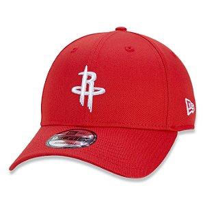 Boné New Era Houston Rockets 940 NBA Sport Special Aba Curva