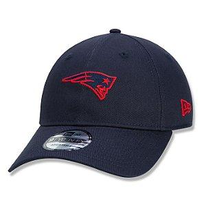 Boné New Era New England Patriots 920 One Color Aba Curva