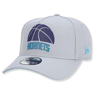 Boné New Era Charlotte Hornets 940 A-Frame NBA Core Half