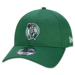 Boné New Era Boston Celtics 940 NBA Sport Special Aba Curva