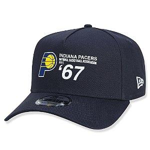 Boné New Era Indiana Pacers 940 A-Frame NBA Urban Tech