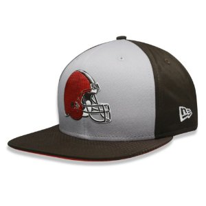 Boné Cleveland Browns DRAFT Collection 950 Snapback - New Era
