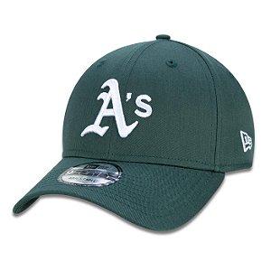 Boné New Era Oakland Athletics 940 Sport Special Aba Curva