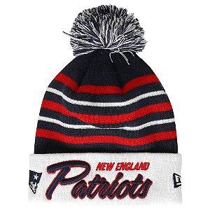 Gorro Touca New England Patriots Snow Stripe - New Era