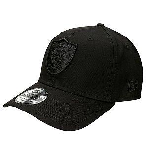 Boné Oakland Raiders 3930 Black on Black - New Era