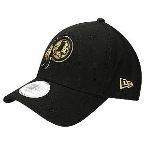 Boné Washington Redskins 940 Snapback Gold on Black - New Era