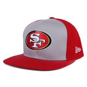 Boné San Francisco 49ers DRAFT Collection 950 Snapback - New Era