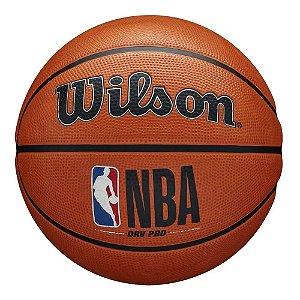Bola de Basquete Wilson NBA DRV Pro Tamanho 6 Laranja
