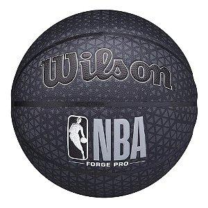 Bola de Basquete Wilson NBA Forge Pro Printed Tamanho 7