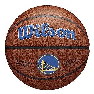 Bola de Basquete Wilson Golden State Warriors Team Alliance