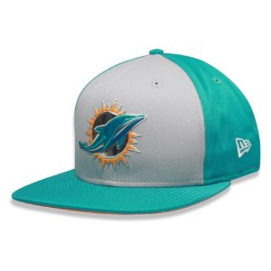 Boné Miami Dolphins DRAFT Collection 950 Snapback - New Era