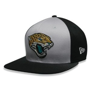 Boné Jacksonville Jaguars DRAFT Collection 950 Snapback - New Era