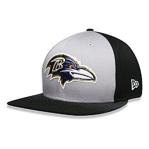 Boné Baltimore Ravens DRAFT Collection 950 Snapback - New Era