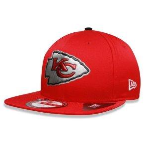 Boné Kansas City Chiefs DRAFT 950 Snapback - New Era
