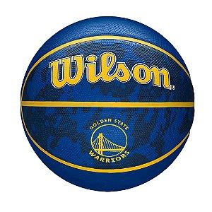 Bola de Basquete Wilson Golden State Warriors Team Tiedye 7