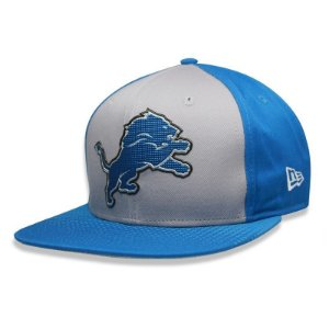 Boné Detroit Lions DRAFT Collection 950 Snapback - New Era